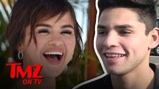 Boxing Star Shoots His Shot At Selena Gomez! | TMZ TV