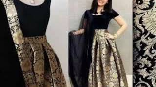 Brocade Sarees recycled # Creative Transformations