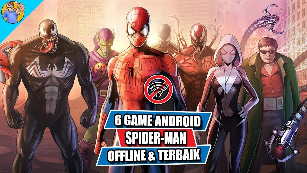 NEW 10 Game Android Terbaik Sepanjang Masa Online/Offline