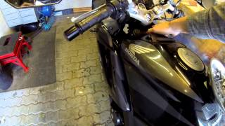 Honda Cbr 125 | JC 39 | CDI ausbauen [GERMAN]