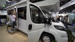 Caravan Salon Düsseldorf 2017 I Hobby-Wohnmobil Impressionen