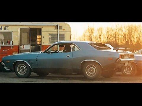 74 Challenger 87 Mustang Street Race