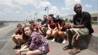 People to People Epic Bus Tour Webisode 4 - Baton Rouge