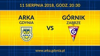 Arka Gdynia - Górnik Zabrze ZAPOWIEDŹ MECZU