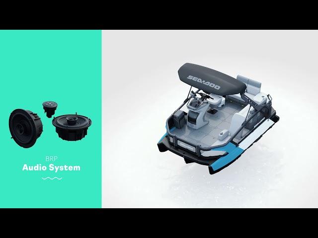 Sea-Doo Switch Family accessories bundle