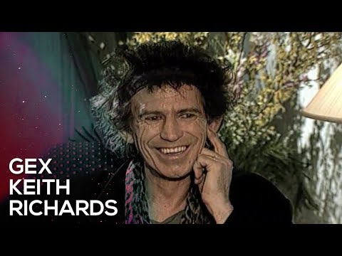 Gente de Expresão - Keith Richards