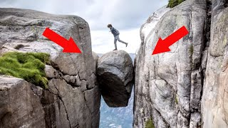 Most Incredible Rock Formations Around the world