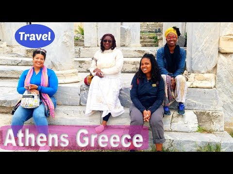 This is Athens | Greece Vlog Day 11 | Greek Isle Cruise