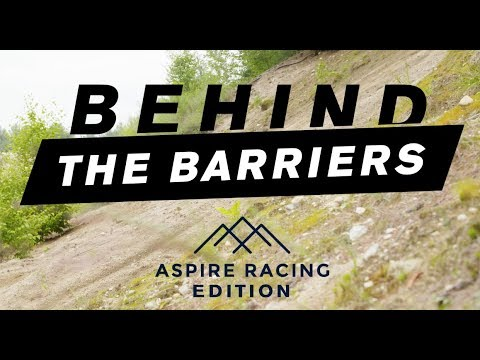 Behind THE Barriers - Aspire Racing Edition Episode 1