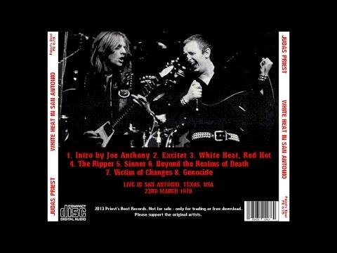 Judas Priest - Live in San Antonio 1978/03/24