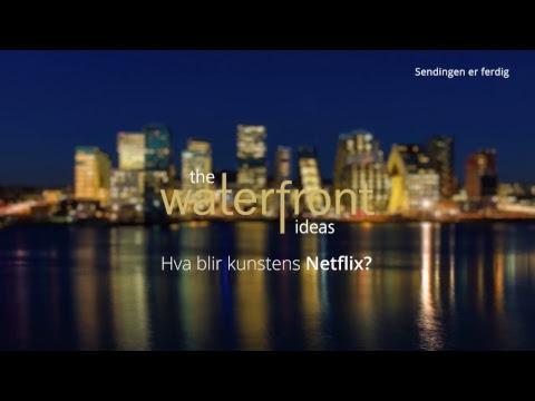 Hva blir kunstens Netflix? | The Waterfront Ideas #14