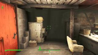 Getting a Clue Quest Walkthrough Gameplay in Fallout 4
