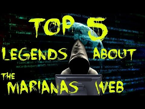 Top 5 Legends About The Marianas Web
