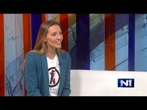 Jelena Đoković o promociji mladih preduzetnika