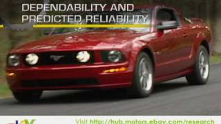 eBay Motors: 2005-2009 Ford Mustang POV Review
