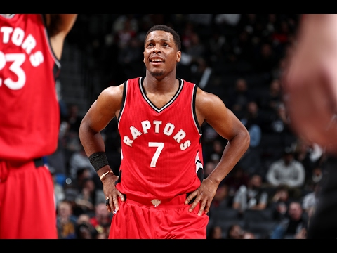 Kyle Lowry's First Triple Double This Season | 02.05.17