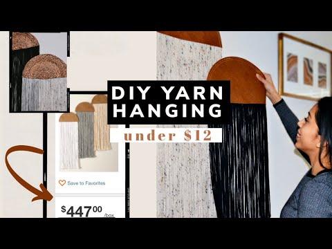 diy-yarn-wall-hanging-2020-//-pinterest-decor-project