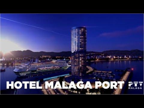 Hotel Málaga Port