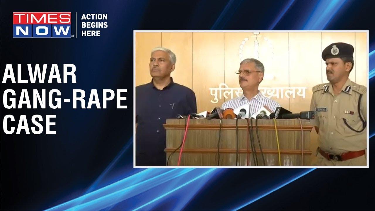 Alwar: Woman gang-raped in front of husband by 5 men, video uploaded
