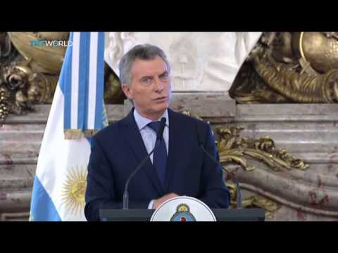Money Talks: Government of Argentina hopes to unlock huge energy reserves