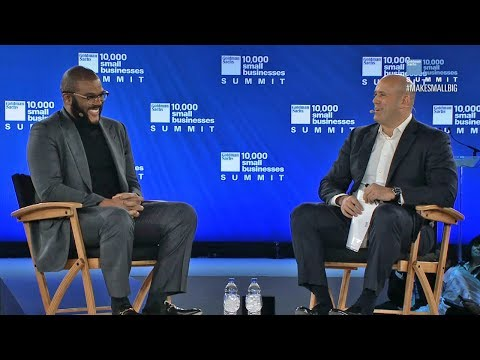 A Creative Empire: Tyler Perry's Life Lessons