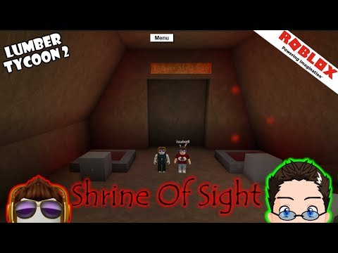 Roblox - Lumber Tycoon 2 - Issabot8 Shrine of Sight