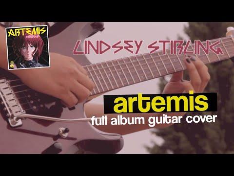 Lindsey Stirling – Artemis FULL ALBUM GUITAR COVER