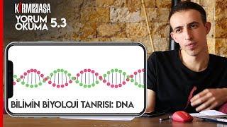 DNA Nedir? Ne Yapmaz? Büyük Aldatma! - Kırmızı Asa Yorum Okuma 5.3 - Osman Bulut
