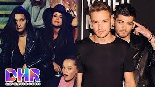 Selena Gomez Shaded By Bella Hadid - Liam Payne Ends Feud With Zayn (DHR)