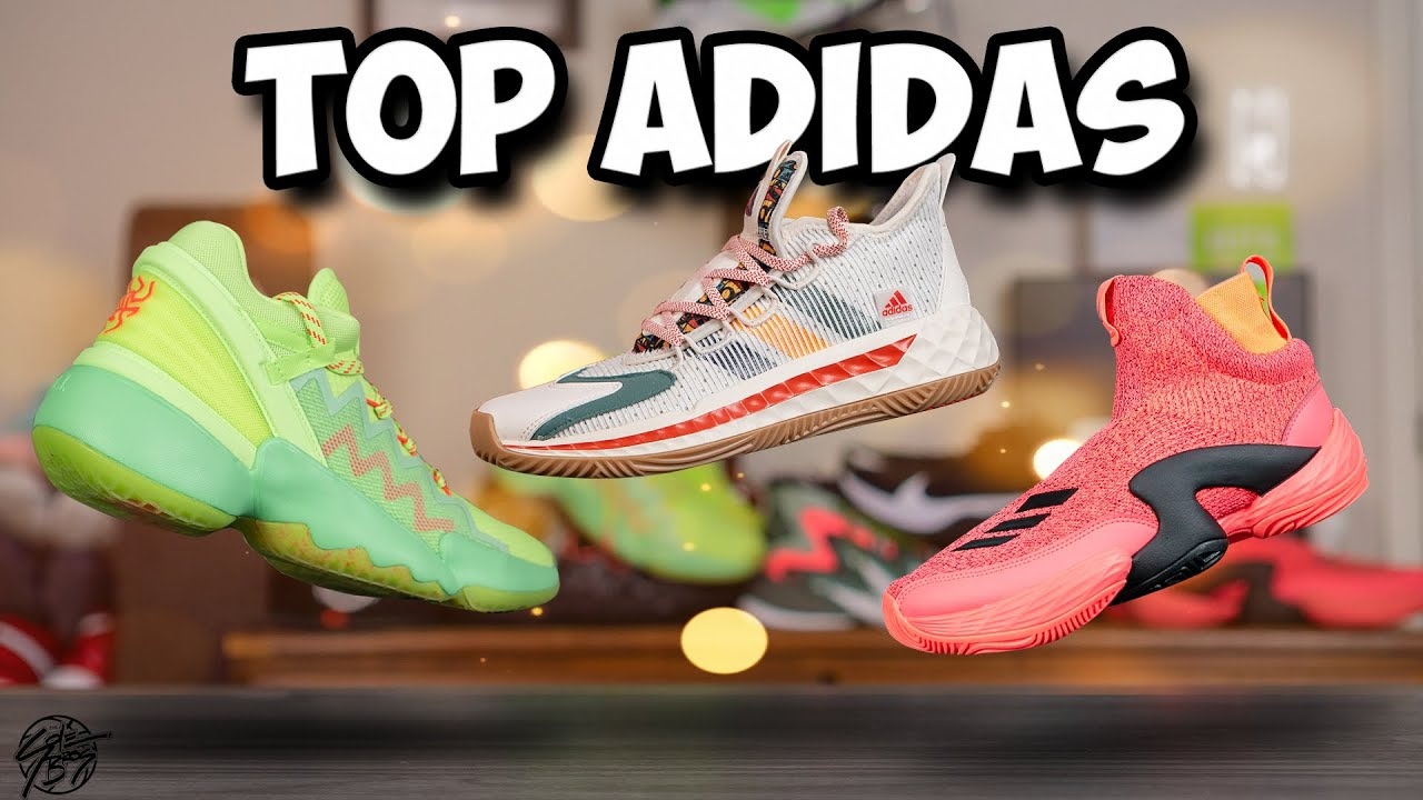 Top 5 Adidas Basketball Shoes 2020!