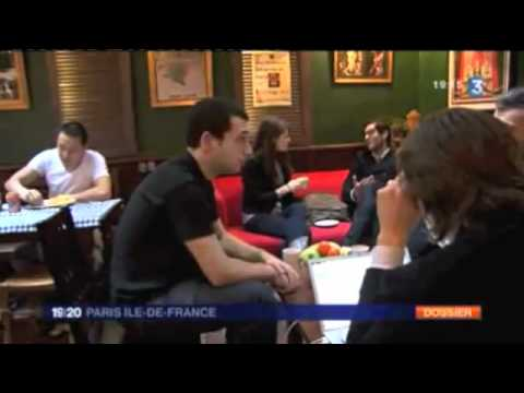 Thanksgiving at The American University of Paris (France 3)