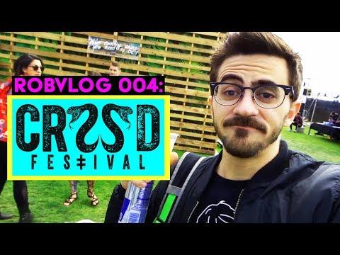 ROBVLOG 004: CRSSDFEST!