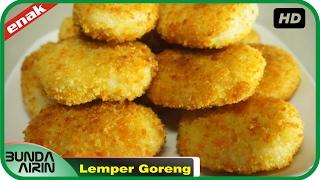 Cara Membuat Lemper Goreng Resep Jajanan Indonesia Recipes Indonesia Bunda Airin