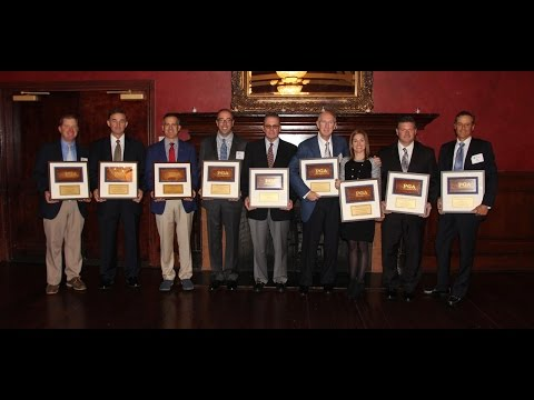 Fall Meeting 2015 Awards Presentation