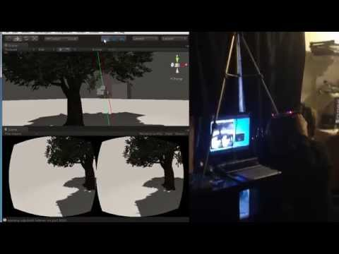 Oculus Rift + Playstation Eye: Positional Tracking