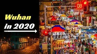 Wuhan in 2020