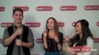 Camp Rock 2 Sneak Peek on Radio Disney