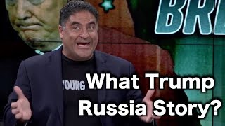 Cenk Tries to Rewrite History