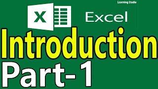 Download lagu MS Excel 2016 Tutorial in Hindi Urdu Part 1 MP3