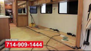 RV Interior Remodeling In Orange County CA
