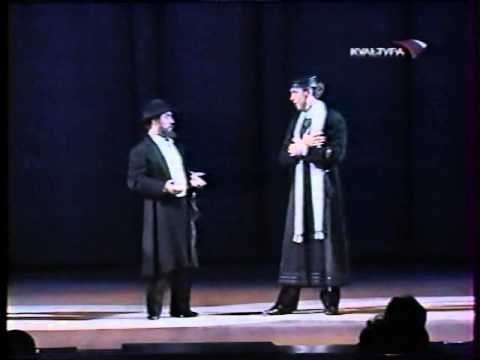 Два еврея Мусоргский