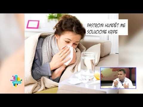 Takimi i pasdites - Si te sherojme gripin brenda nje dite! (19 dhjetor 2014)