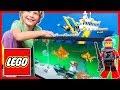 Lego City REAL FISH Deep Sea Exploration Vessel Adventure