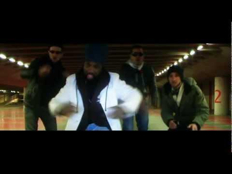 SOUND DYNAMIK feat RAS MAC BEAN - GHETTO PEOPLE SONG - Clip Officiel