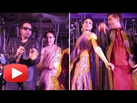 Kareena Kapoor | Karan Johar | Manish Malhotra | UNSEEN DANCE VIDEO | Bollywood Throwback Video