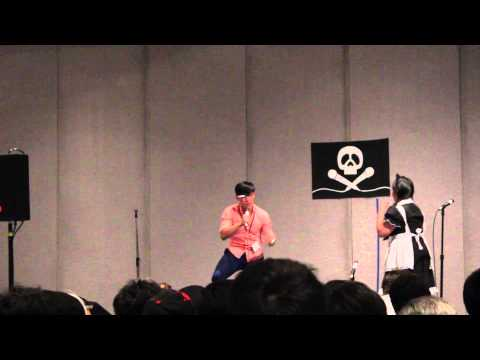 [AX 2014] Ultimate Karaoke Fighting Championships - God Knows