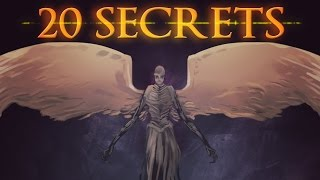 Dark Souls 3 DLC ► 20 MORE Secrets Within The Ringed City