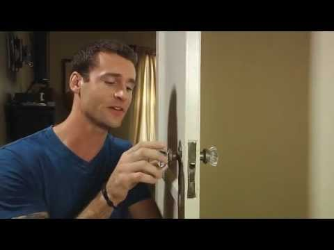 How to Repair Loose Doorknobs