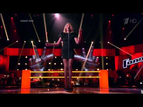 The Voice Russia Performance French song