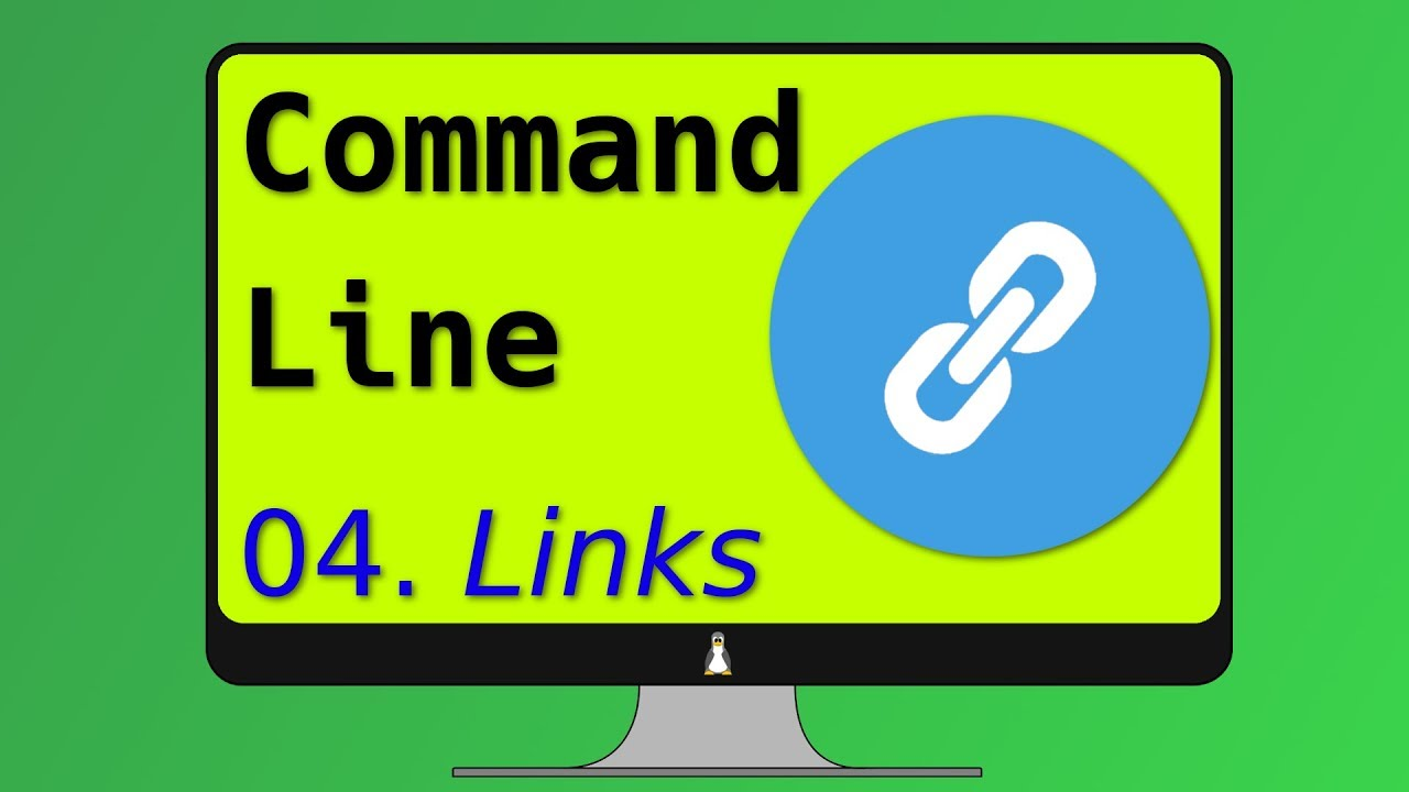 04 Hard Vs Symbolic Links In Linux Tutorial Youtube